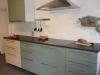 Flusshof-Scheunenwohnung-Küchenzeile